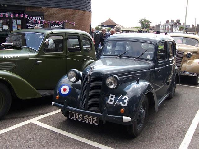 P1080679 WW2 military vehicles