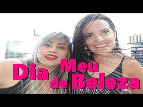 MEU DIA DE BELEZA UAU !!! - Vanessa Paz Nova Vida