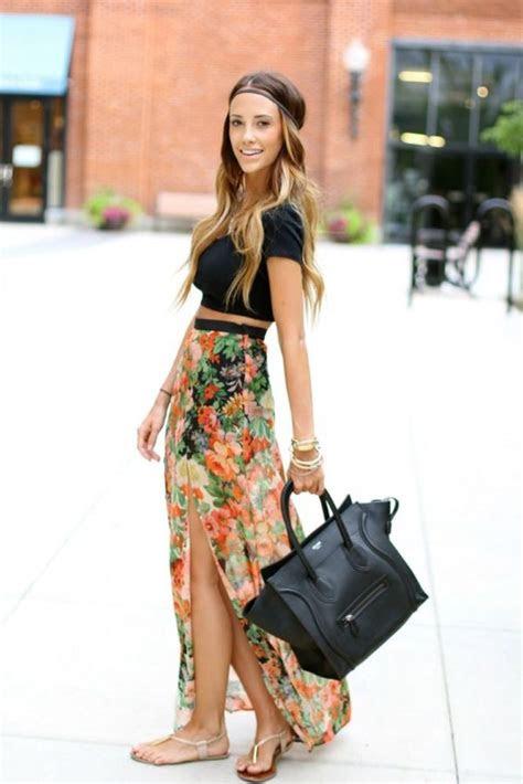 modelos de saias longas  estao na moda