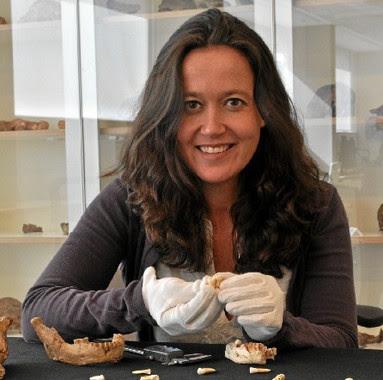 <p>María Martinón Torres,paleoantropólogay directora delCentro Nacional de Investigación sobre la Evolución Humana / CENIEH</p>