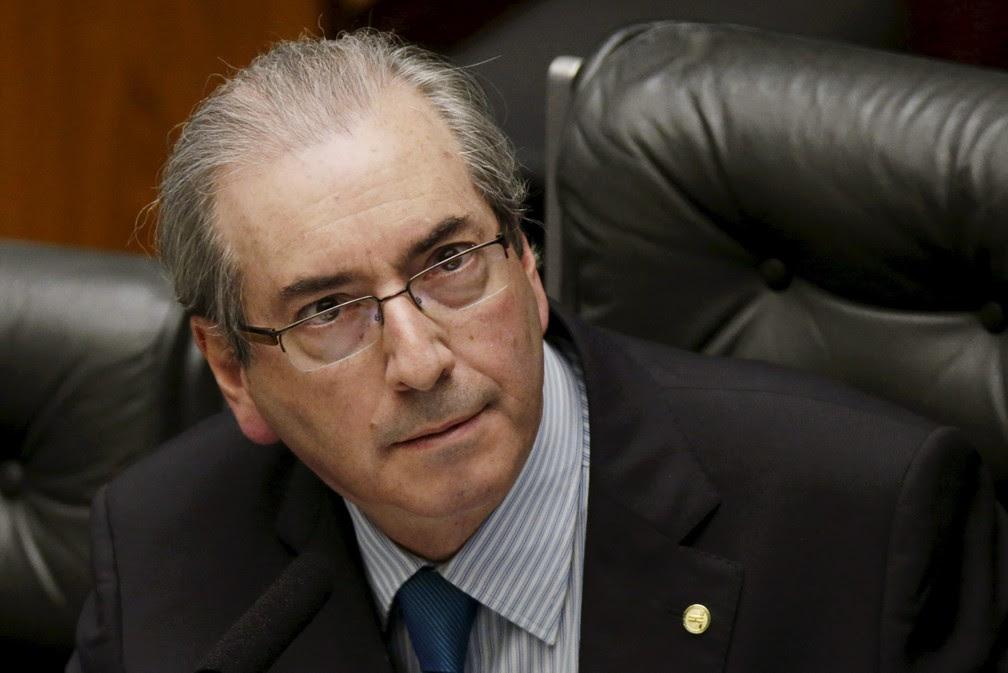Eduardo Cunha, ex-presidente da Câmara (Foto: Ueslei Marcelino/Reuters)
