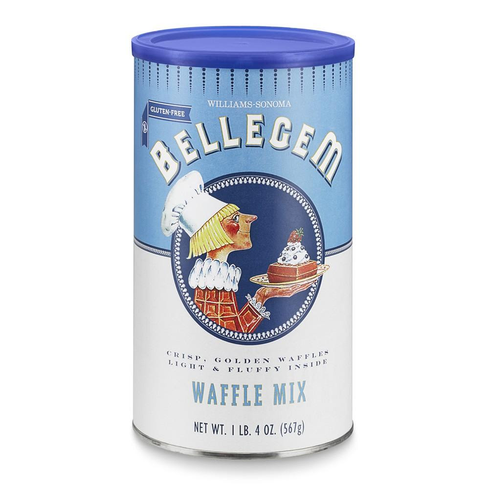 Williams Sonoma Gluten-Free Bellegem Waffle Mix | Williams ...