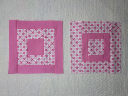 Bee's Helping Bees blocks for Hayley