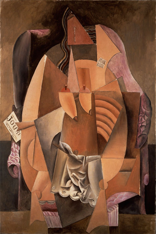 Pablo Picasso Femme assise dans un fauteuil (Eva)