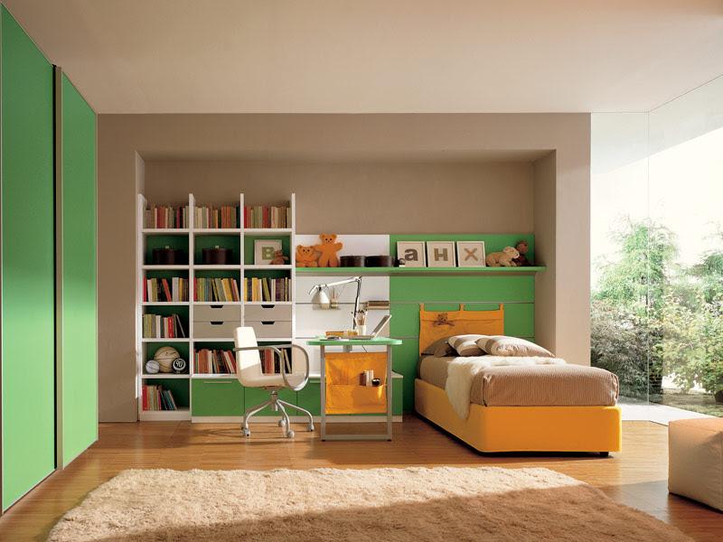 dormitorio, ideas, interiores, muebles