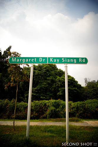 When Margaret meets Dr Kay Siang