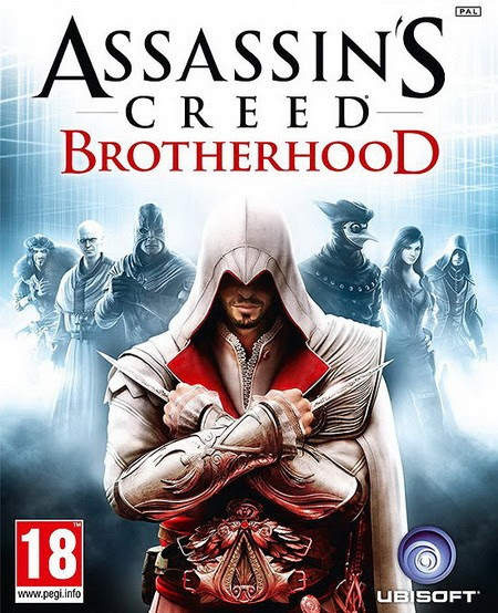 Assassin's Creed Brotherhood - CloneDVD (PC/2011/Multi 11) - Aafat