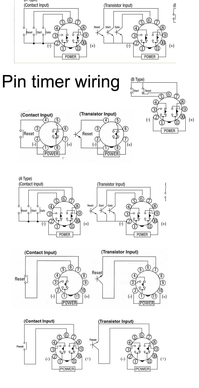 Diagram 11 Pin Timer Wiring Diagram Full Version Hd Quality Wiring Diagram Historywiring Corrierte It