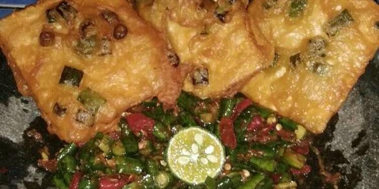 Resep Pencok Kacang Panjang Khas Sunda Oleh ErmaLena Setiawan