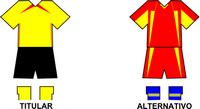 Uniforme Selección Artigueña de Fútbol
