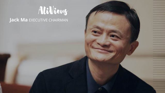 Jack Ma Aliviews