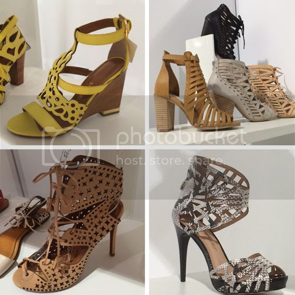 laser cut shoe trend for 2015