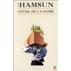 Knut Hamsun, L'éveil de la glèbe