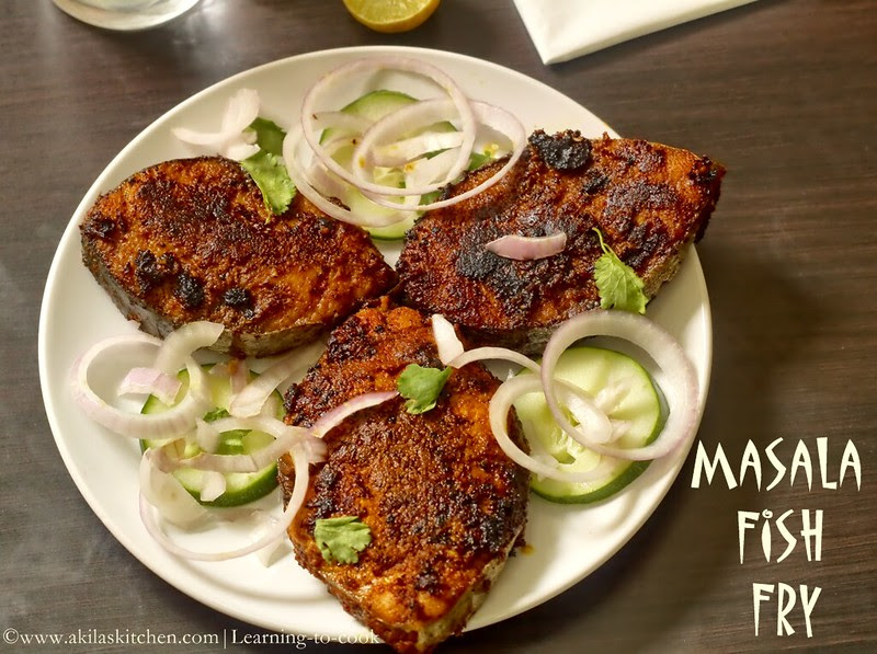 masala fish fry
