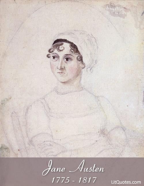 Jane Austen Quotes Litquotes Page 1