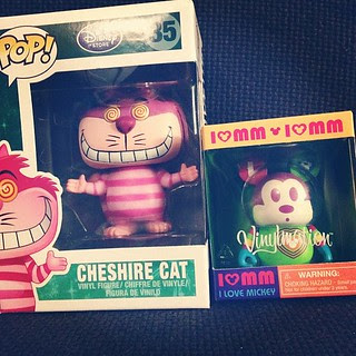 Day86 new toys from the Disney Store 3.27.13 #jessie365 #vinylmation