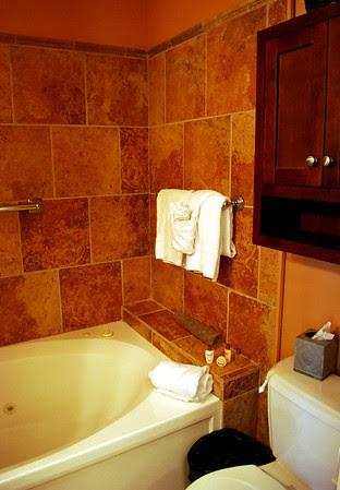 Bathroom in Room #19