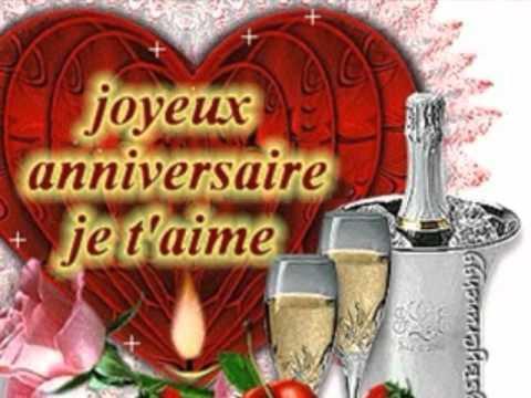 Joyeux Anniversaire Mon Amour Pdf Josefine