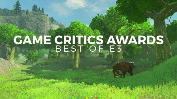 Game Critics Awards 2016 Nominees List 620x349