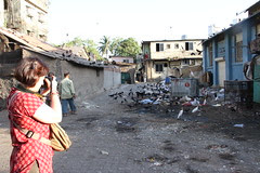 Our Bandra Bazar Garbage Dump Now on Italian News Network by firoze shakir photographerno1