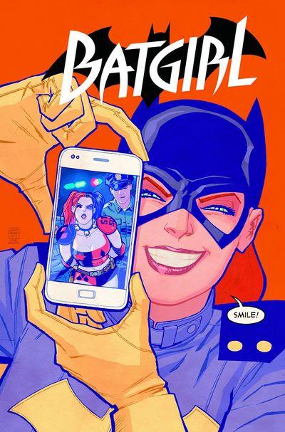 Batgirl #39 (Harley Quinn Variant Cover Edition)