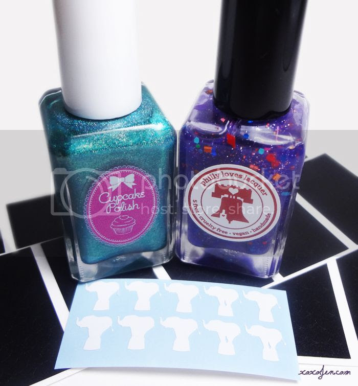 Cupcake Polish's Sweet Addictions August Box