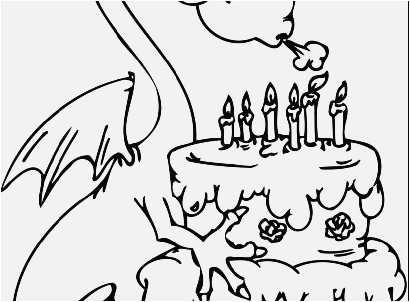 Happy Birthday Adult Coloring Pages at GetColorings.com ...