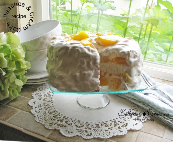 peaches-and-cream-cake-recipe-katherines-corner