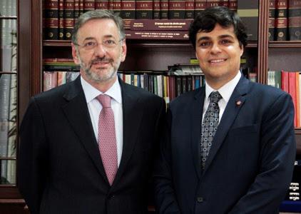 Procuradoria-Geral recebe a visita do Presidente da AASP