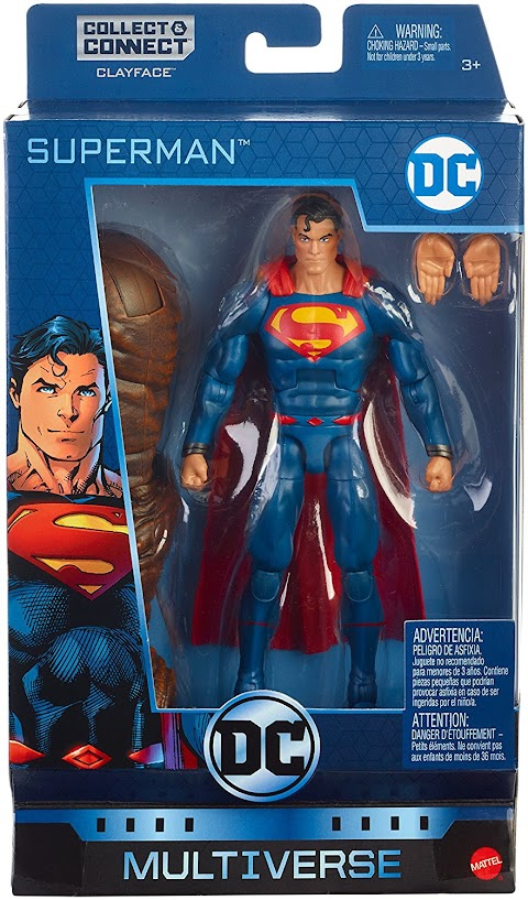 Dc Comics Superman Action Figure