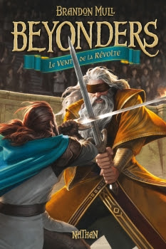 Couverture Beyonders, tome 2 : Le vent de la révolte