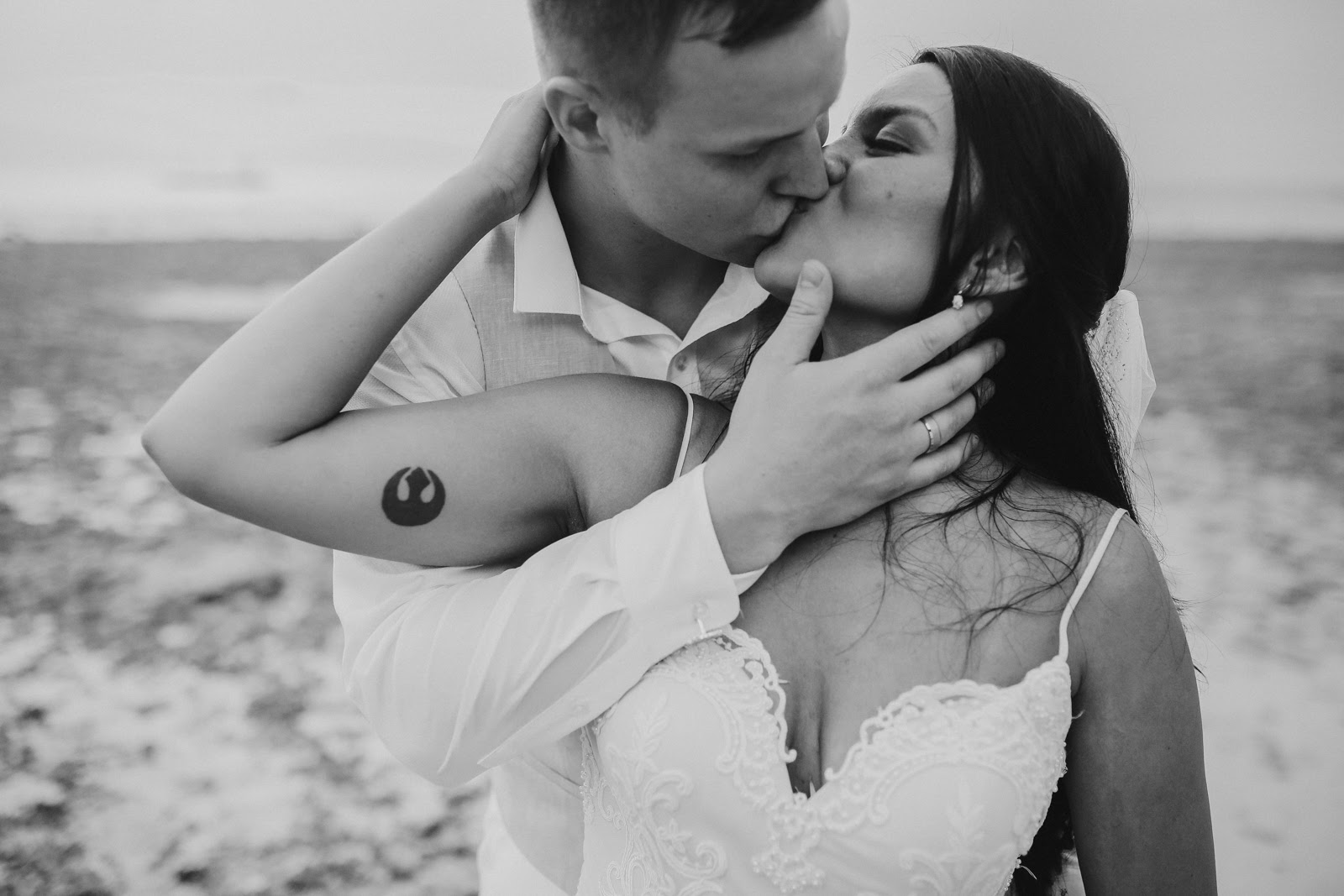 Moalboal Beach Wedding