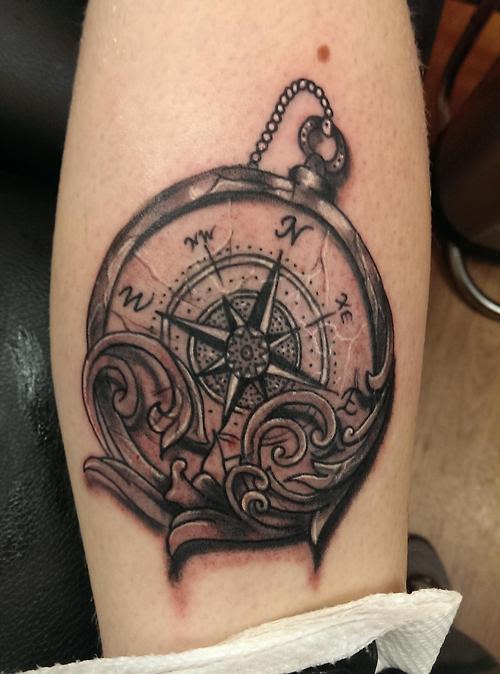 Tatuajes Y Significados Brujula