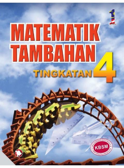 Buku Teks Matematik Tambahan Tingkatan 5 Pdf