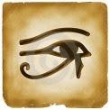 Olho de Horus,egito