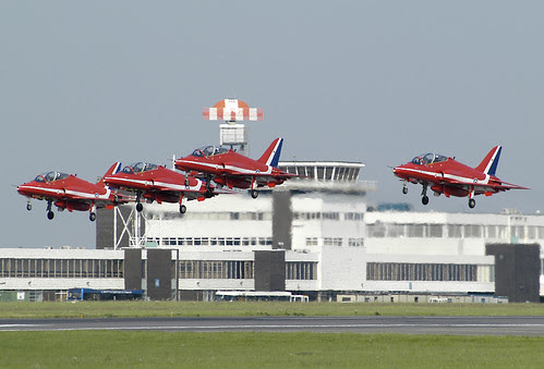Red Arrows Cardiff 090705