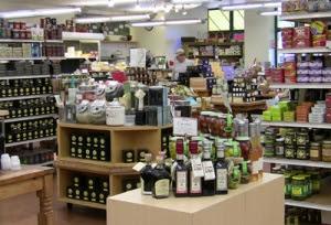 Interior of Market Hall 4th St. Berkeley Location