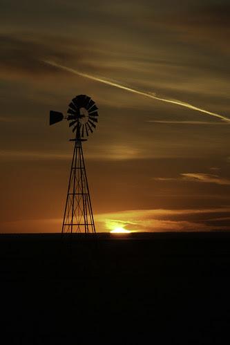Sunrise Service by Mark Valentine