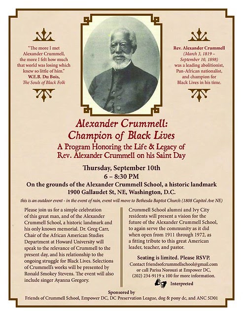 an analysis of alexander crummell active role in the black community At huawei, we believe that information and community technology is more than connecting business to business, but human to human which is why,.