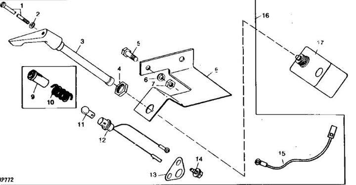 John Deere 4430 Light Wiring Diagram