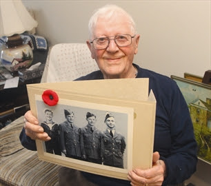 Local veteran Ken Bough to travel to Juno Beach for D-Day anniversary– Image 1
