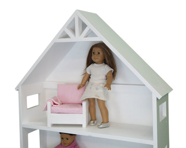 American Girl Dollhouse For Small Spaces Ana White