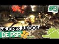 TOP 5 Mejores Juegos de PSP para ANDROID  (+LINKS de DESCARGA) ● EMULADOR PPSSPP | [#5]