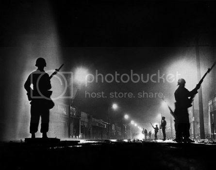 Watts riots 1965 National Guard