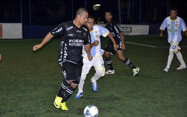Botafogo goleia no Futebol 7 (Foto: Eduardo Aires/JornalF7.com)