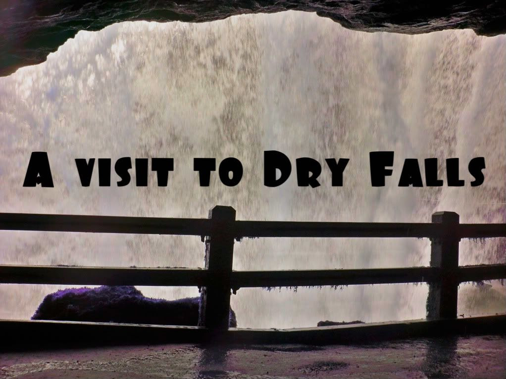 Dry Falls in Wetter Times