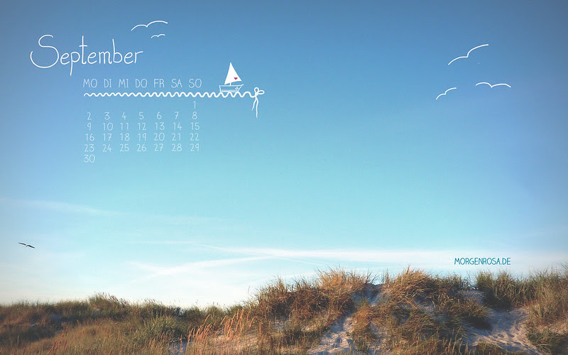 Wallpaper September
