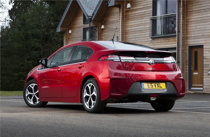 Vauxhall Ampera 2012 - Car Review  Honest John