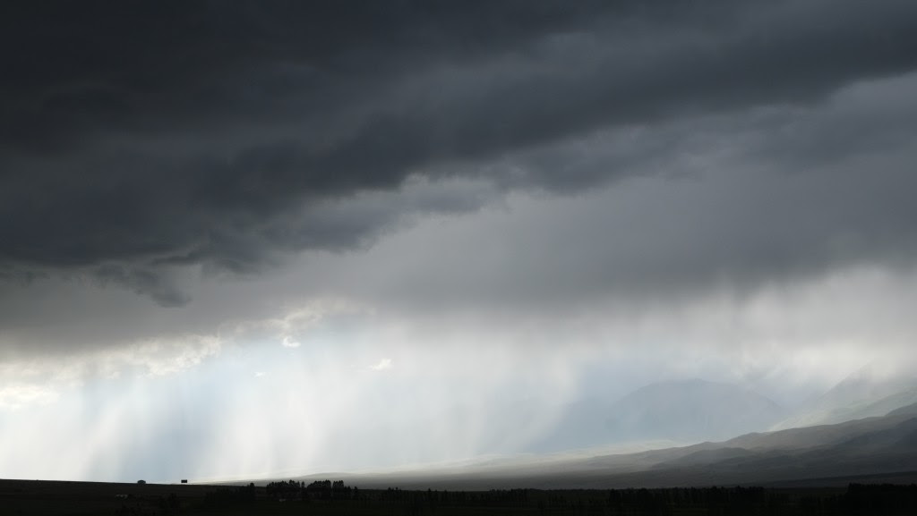 Here comes the downpour…
