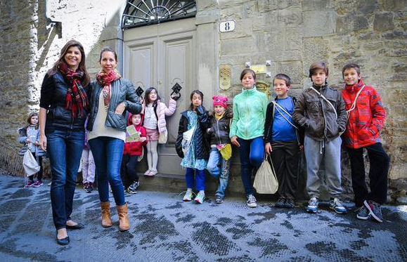 Things to do in Florence: Arte al Sole day camp